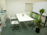 事務所内 相談スペースの写真